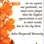 25 thanksgiving, gratitude quotes