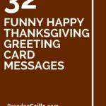 30 thanksgiving card messages and sayings