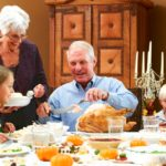 A household thanksgiving