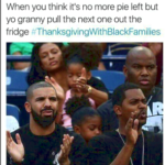 All eyez on memes: thanksgiving edition featuring drake, kanye, dj khaled & snoop dogg