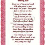 An instructor appreciation poem to express gratitude