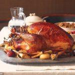 Bikini poultry for thanksgiving