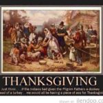 Funny and silly thanksgiving jokes and quotes to talk about