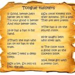 Funny thanksgiving day jokes and tongue twisters for children