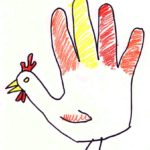 Hands poultry sketches: celebrate thanksgiving by delivering us your creations (photos)