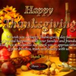 Happy thanksgiving images, wishes, pictures & messages 2016