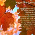 Happy thanksgiving quotes & sayings for buddies & family relatives