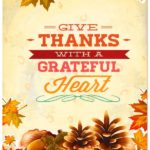 Happy thanksgiving wishes for that treasured individuals your existence