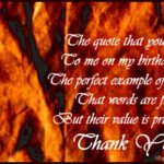 Thanks messages for birthday wishes: quotes and notes – wishesmessages.com