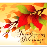 Thanksgiving cards, thanksgiving greeting & photo cards