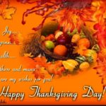 Thanksgiving day whatsapp status quotes wishes messages pictures