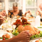 Thanksgiving dinner prayer