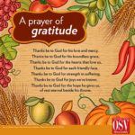 Thanksgiving hopes for catholics