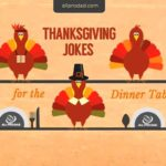 Thanksgiving jokes for that dining room table – all pro father : all pro father