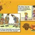 Thanksgiving jokes – jokes about thanksgiving day (one to ten)
