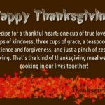 Thanksgiving love quotes on her – thanks sayings