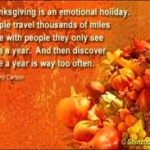 Thanksgiving quotes to see relatives