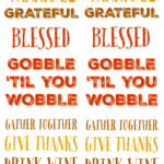Thanksgiving sayings labels – label templates – ol150 – onlinelabels.com