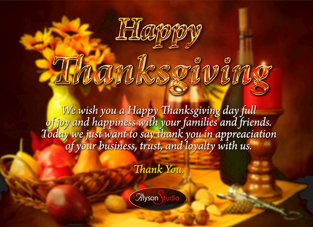 Happy thanksgiving messages that ideas and desires