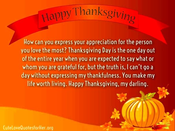 thanksgiving love quotes images