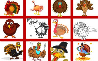 turkey bunch copy1 Thanksgiving Poems and More for Your Holiday Table