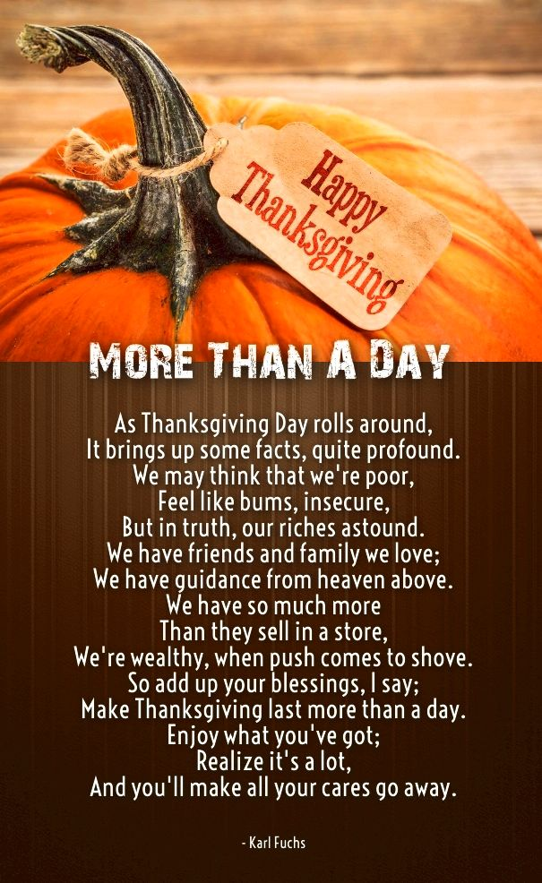 thanksgiving love poem