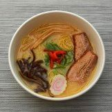 To master its flavorful broth, Nom Nom Ramen in Rittenhouse soaks pork bones for more than 24 hours to extract all the richness.