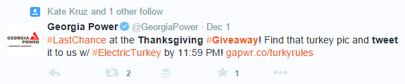 GeorgiaPowerTGivingTweetPic