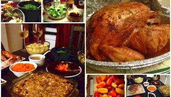 A conventional muslim thanksgiving it when might be in