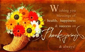 Happy Thanksgiving Day 2016 Wishes