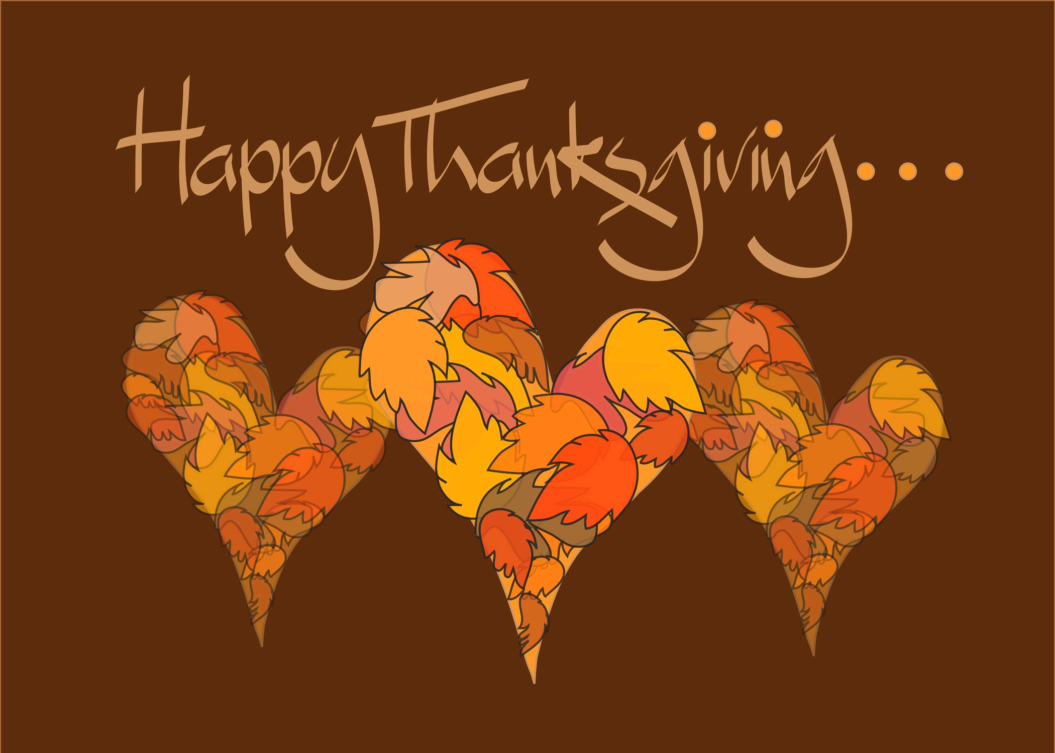 Happy Thanksgiving Free Images