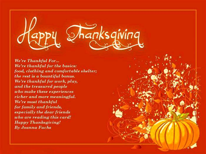 Thanksgiving quotes 2015: top 15 best sayings & quotes one occasion every