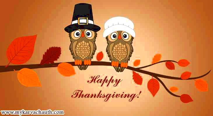 Happy Thanksgiving Day Cartoon Images, Cards, Funny Pictures, Photos