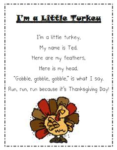 Poems About Thanksgiving