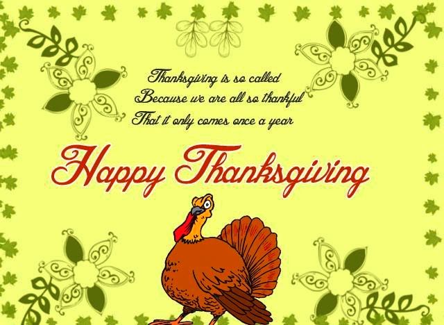 Thanksgiving Day Quotes to have a wonderful celebration of the Occasion