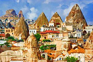 14 Top-Rated Tourist Attractions in Cappadocia