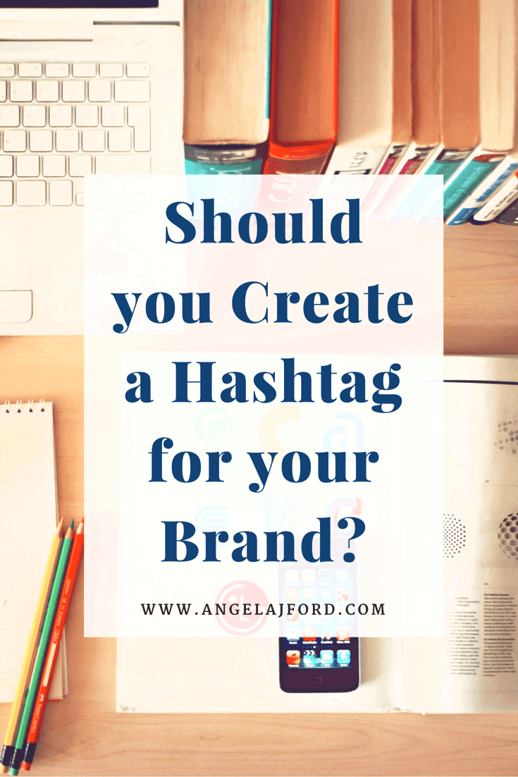 Wondering whether you should create a hashtag for your brand? Here are some reasons why you should.