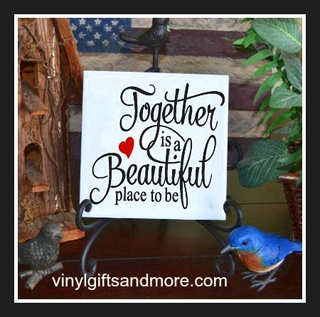 Together is a Beautiful Place to Be -Vinyl Only