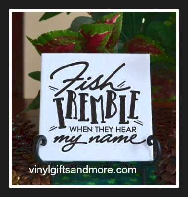 Fish Tremble When They Hear My Name - Vinyl Only