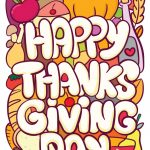 Thanksgiving day facebook status for whatsapp facebook thanksgiving dp profile pic – latest updated