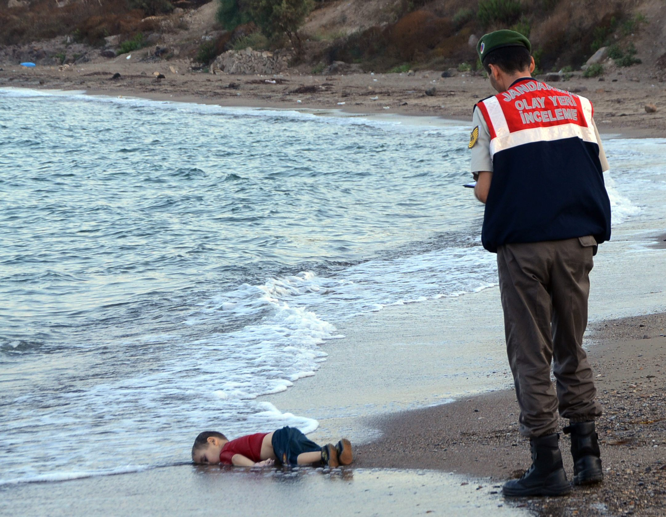 Story starts to solve about drowned syrian boy that Abdullah