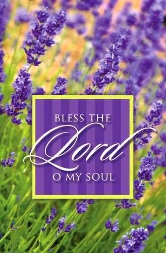Thanksgiving sermon: bless god, o my soul - psalm 103 ll sing praise for your