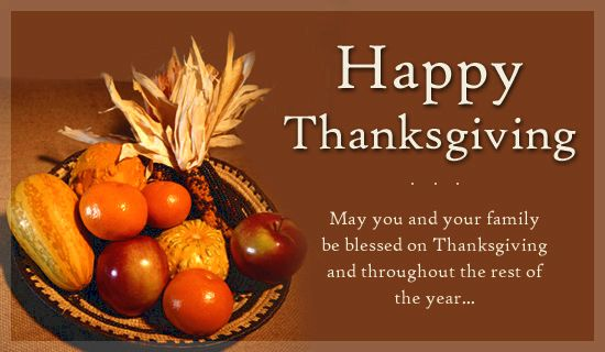 Happy Thanksgiving Whatsapp Facebook Sayings and Quotes