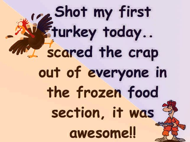 Top 30 thanksgiving jokes & funny quotes time for you to